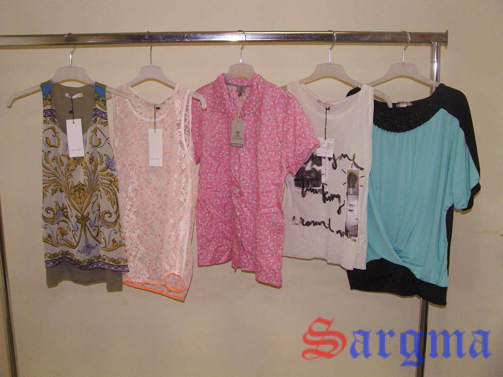 Одежда сток Nutty - лето