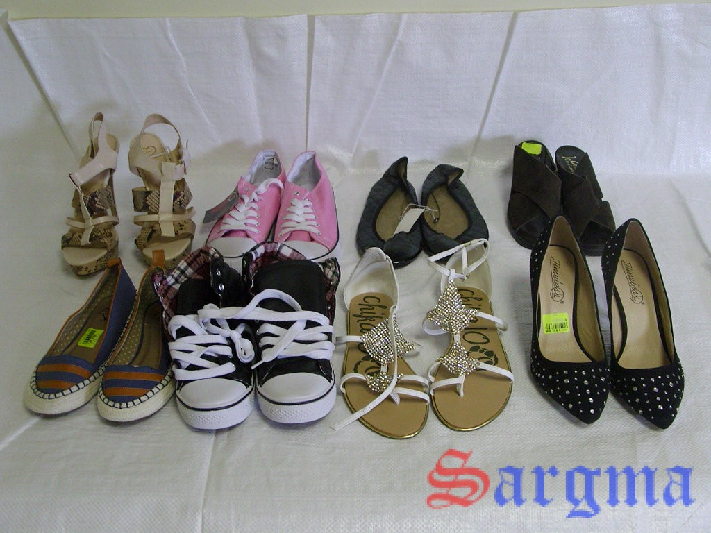 Обувь сток NUTTY - лето