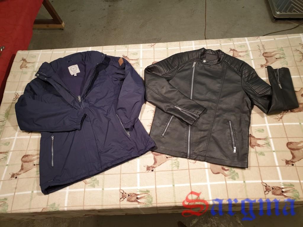 F$&F jackets w