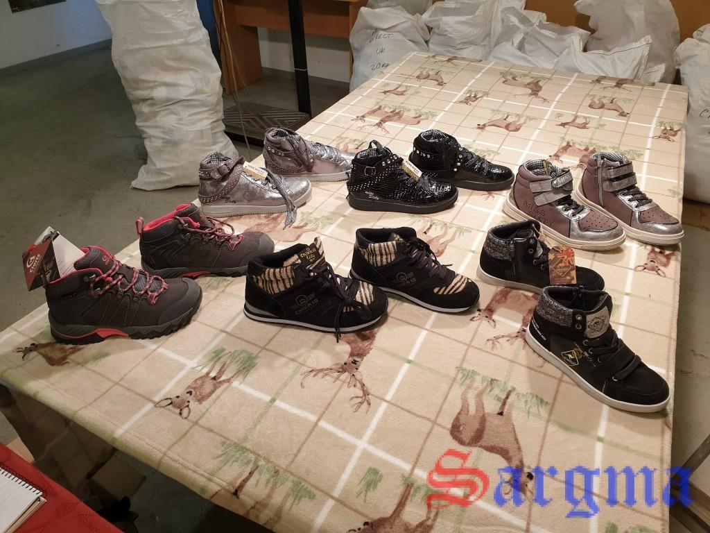 Nutty обувь детская зима