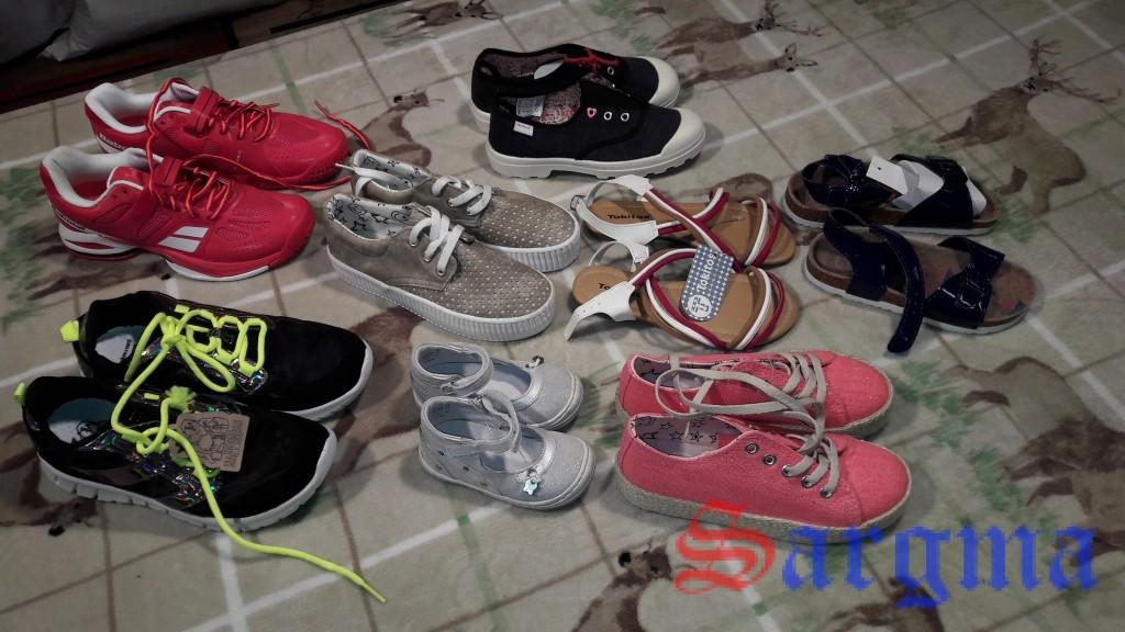 Детская обувь Nutty лето