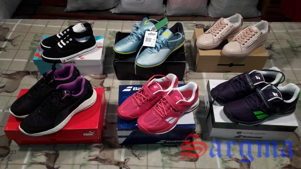 Обувь спортивная