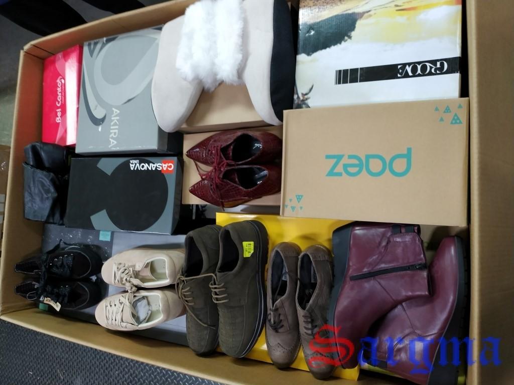 Обувь весна в коробках