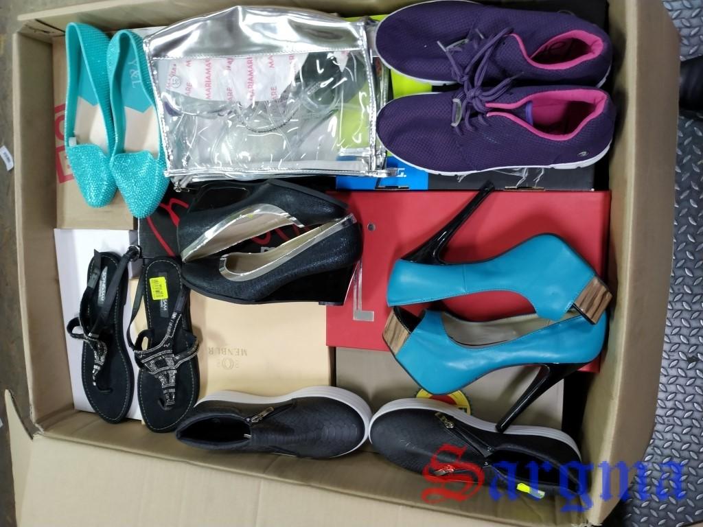 Обувь лето в коробках