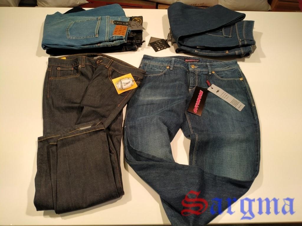 Одежда сток NUTTY - Джинсы